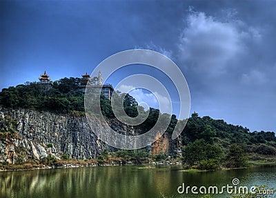 Chau thoi Temple