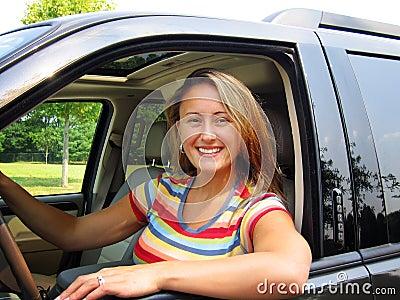 Chaufförkvinna