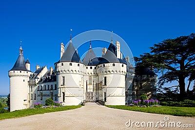 Chaumont-sur-Loire Castle
