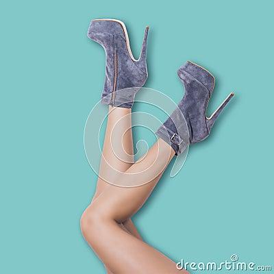 Chaussures de talon haut photos stock - Inscription Gratuite