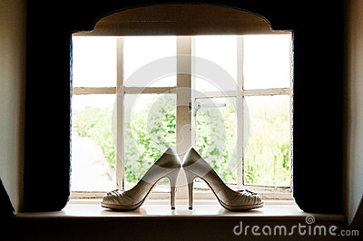 Chaussures nuptiales