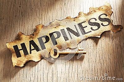 Chave ao conceito da felicidade