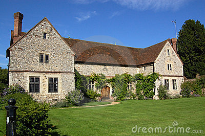 Chawton House cottage