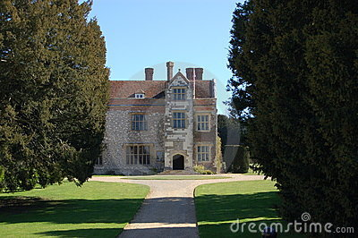 Chawton Manor, Chawton, Hampshire