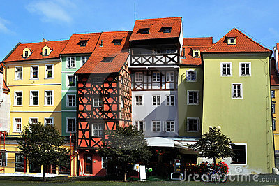 Cheb town, Czech Republic