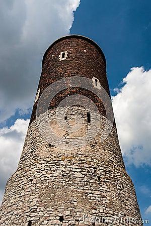 Checiny Medieval Castle