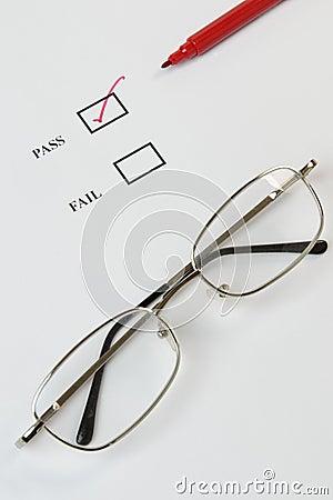 Check List - Pass