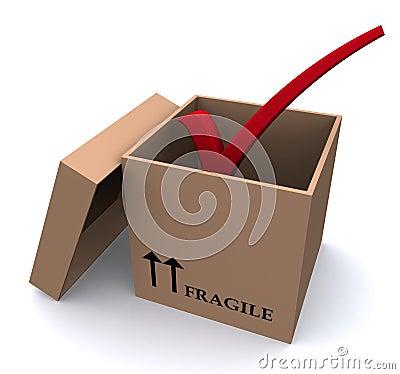 Check mark in box