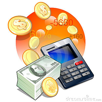 Free Check Your Cash Flow Stock Photo - 2721480