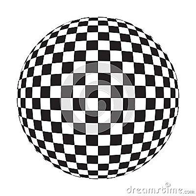 Checker Ball