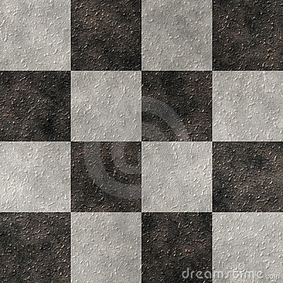 Checker stone (Seamless texture)
