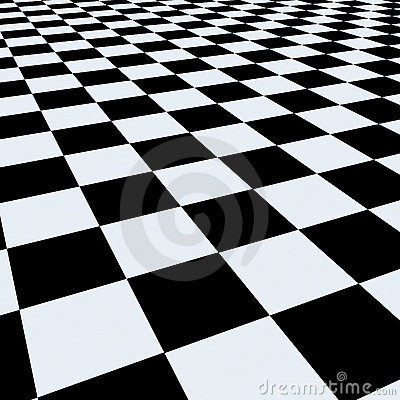 Checkerboard background