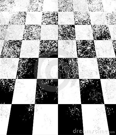 Checkerboard Perspective