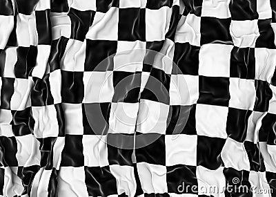 Checkered флаг