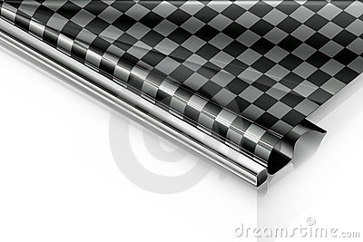 Checkered Abstract background