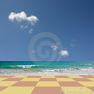 Checkered Beach