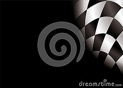 Checkered blank