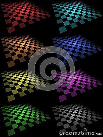 Checkered Boards