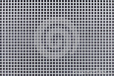 Checkered grey background
