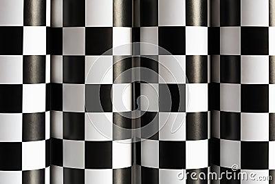 Checkered Hintergrund