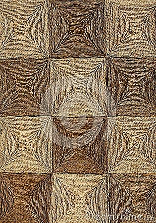 Checkered mat texture