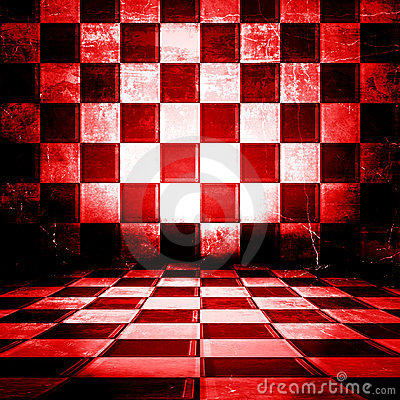 Free Checkered Room Royalty Free Stock Photos - 10852848