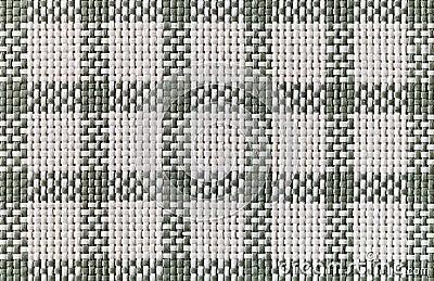 Checkered Segeltuch