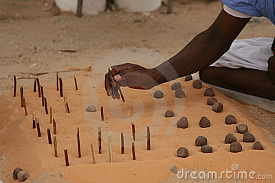 Checkers in Africa