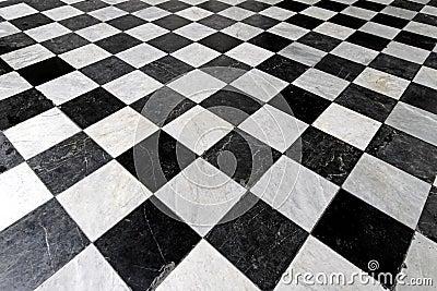 Checkers tiles
