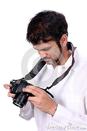 Checking Photographs