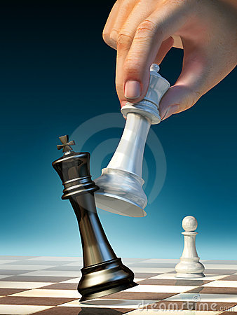 Free Checkmate Stock Photo - 13918300
