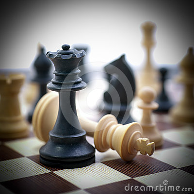 Free Checkmate Stock Photo - 24595450