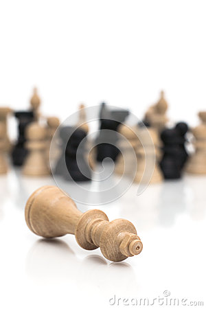 Free Checkmate Stock Photography - 32963342
