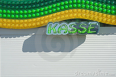 Checkout Kasse