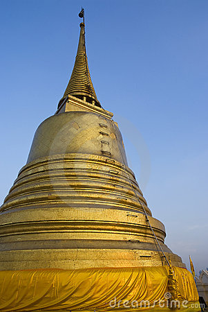 The Chedi on the Golden Mount
