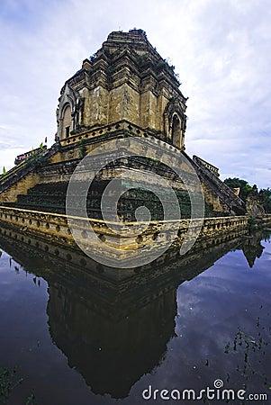 Chedi laung pagoda