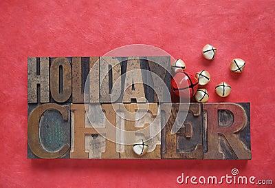 Cheer van de vakantie