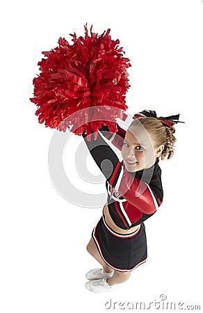 Cheerleading Pose