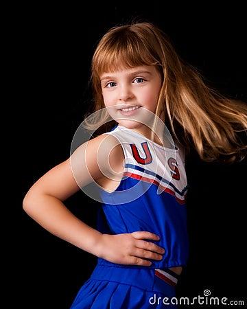 Cheerleading Twirl