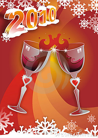 Cheers for 2010!