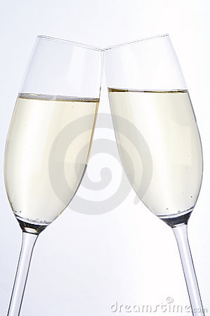 Free Cheers - Dinner For Two Stock Images - 508974