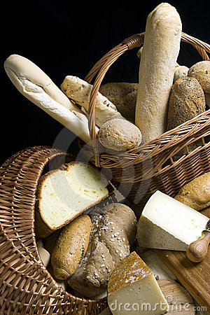 Cheese and Bread 6