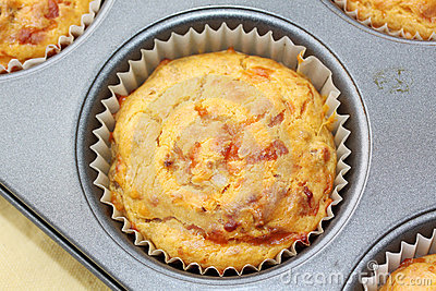 Cheese burger muffins