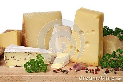 Cheese choice