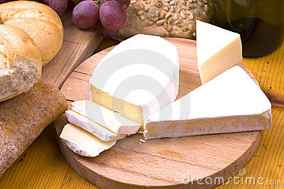 Cheese and food