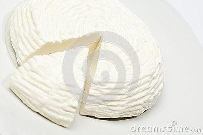 Cheese made with cow s milk,