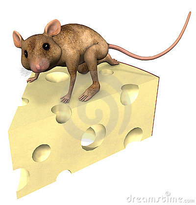 Cheese Mouse