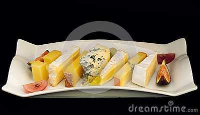 Cheese plateau