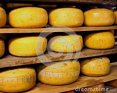 Cheese rack