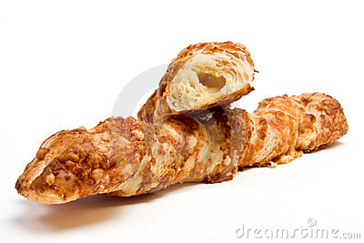 Cheese Twist Pastry